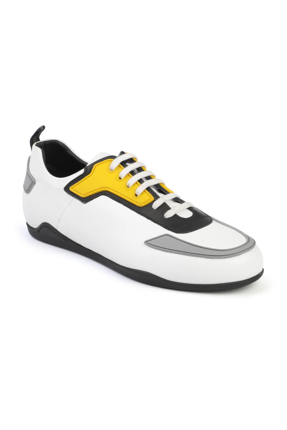 Libero 3070 White Sport Shoes