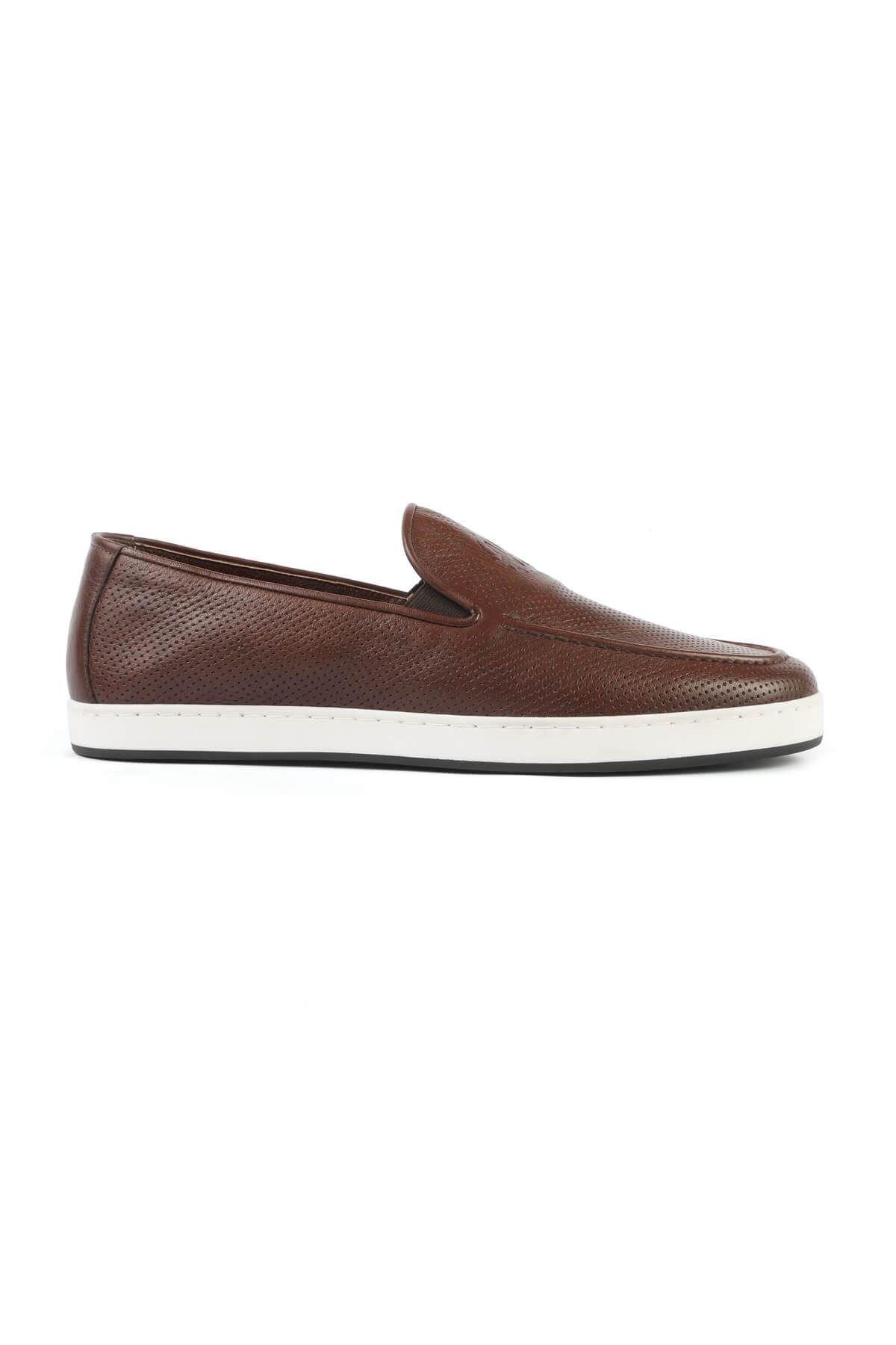Libero 3193 Kahve Loafer Ayakkabı