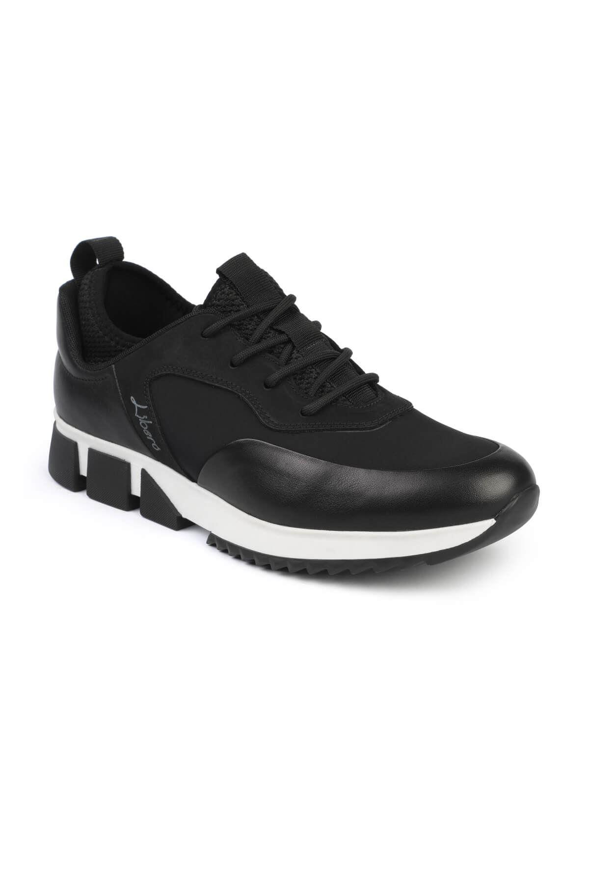 Libero 3130 Black Sports Shoes