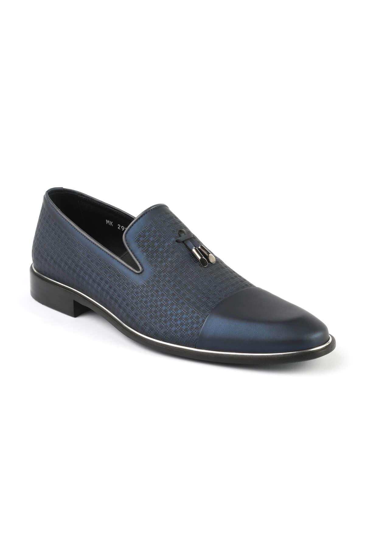 Libero 2989 Lacivert Klasik Ayakkabı