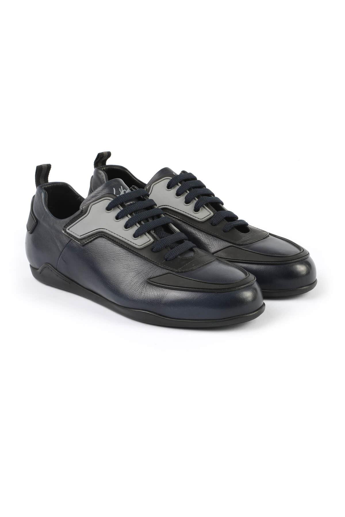 Libero 3070 Navy Blue Sport Shoes