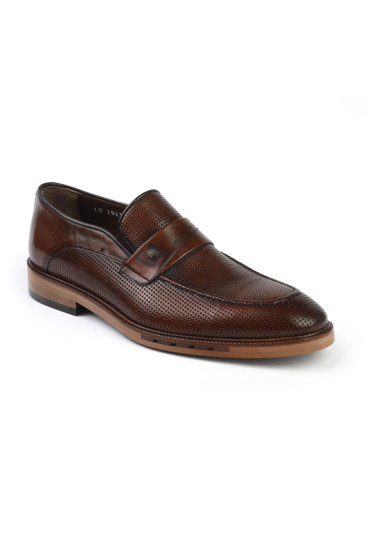 Libero 2943 Kahve Loafer Ayakkabı