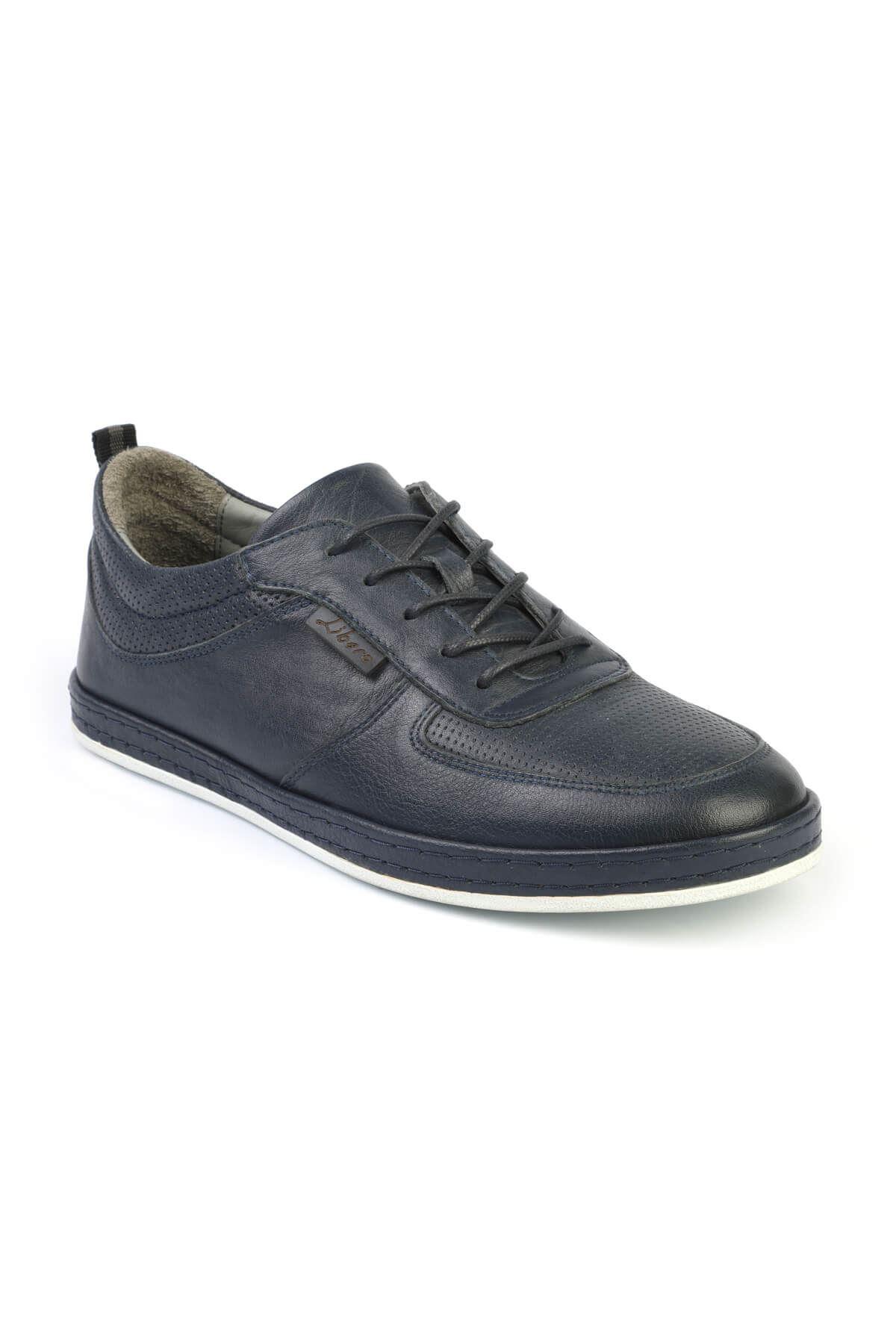 Libero 3063 Navy Blue Sport Shoes