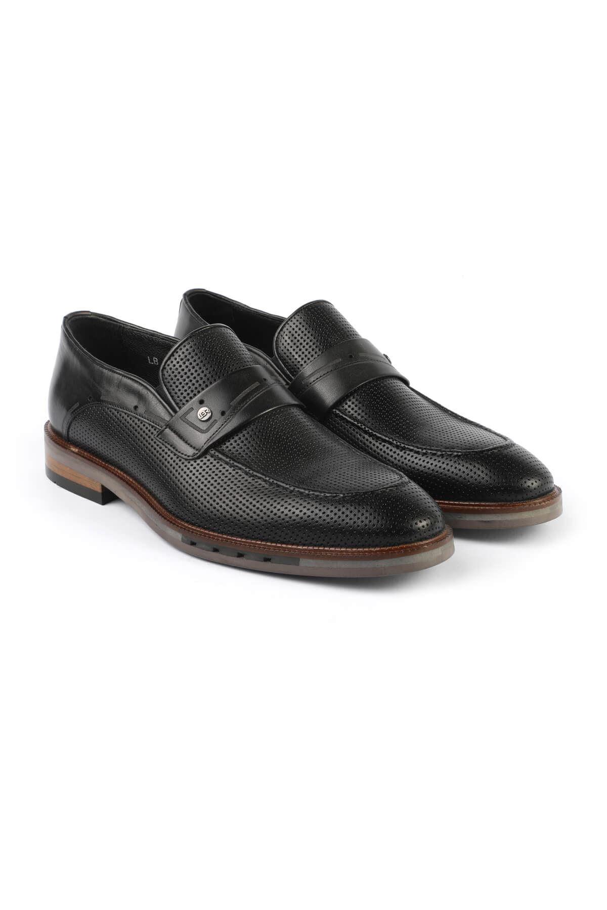 Libero 2943 Siyah Loafer Ayakkabı