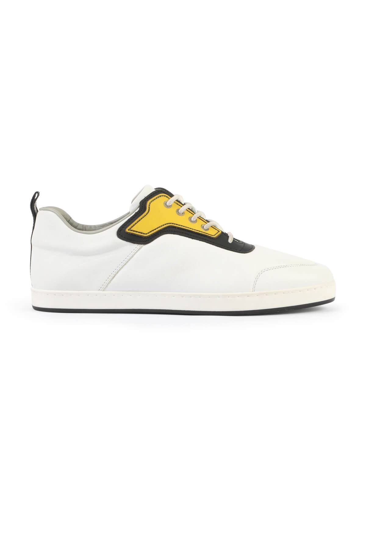 Libero 3105 Beyaz Sneaker Ayakkabı