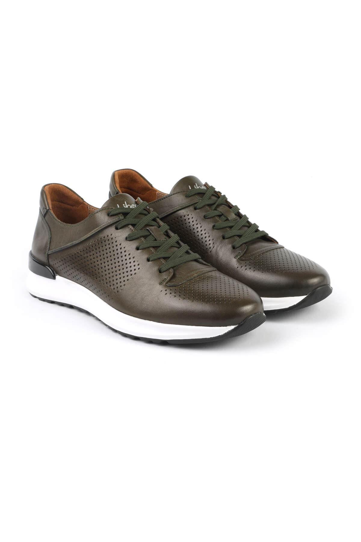Libero 3045 Yeşil Spor Ayakkabı
