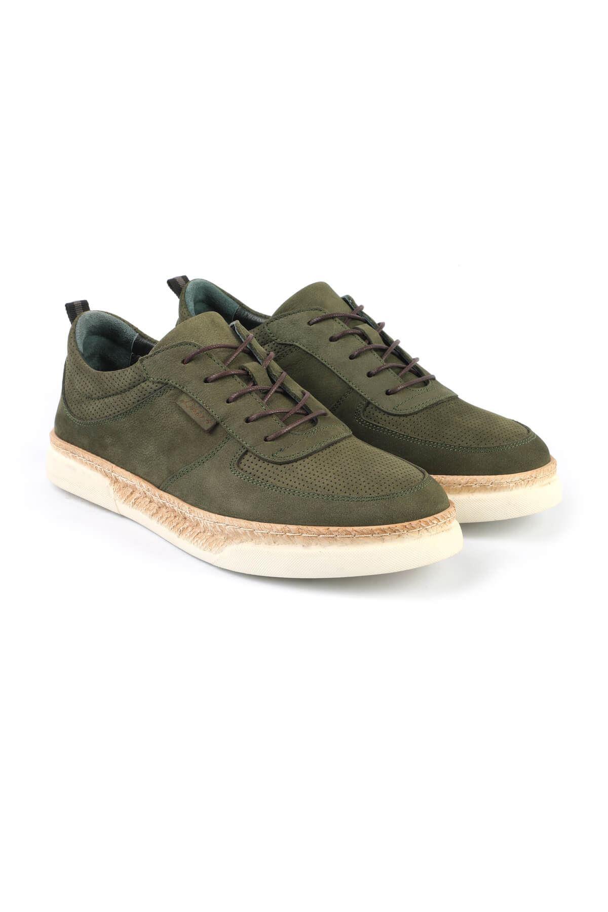 Libero 3007 Haki Casual Ayakkabı