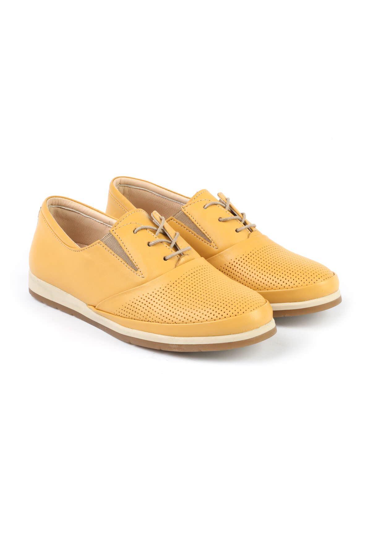 Libero FMS201 Yellow Casual Shoes