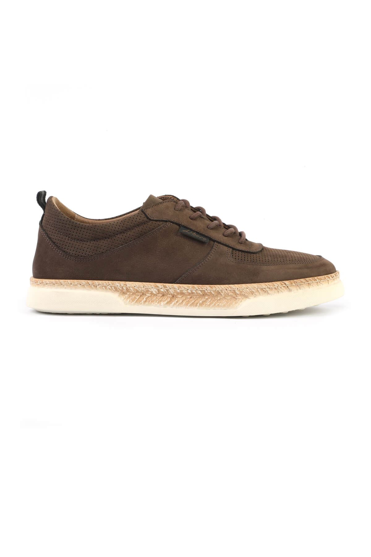 Libero 3007 Brown Casual Shoes