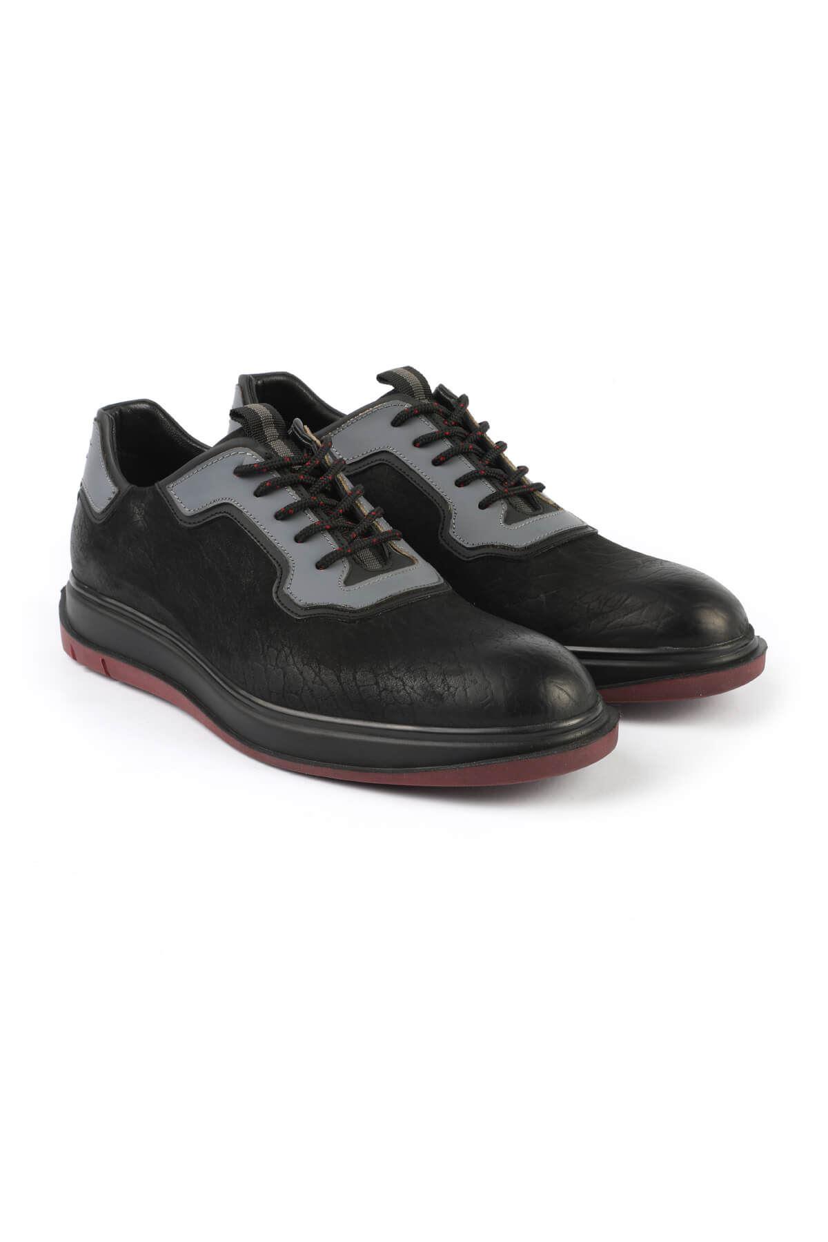Libero 3172 Black Sports Shoes