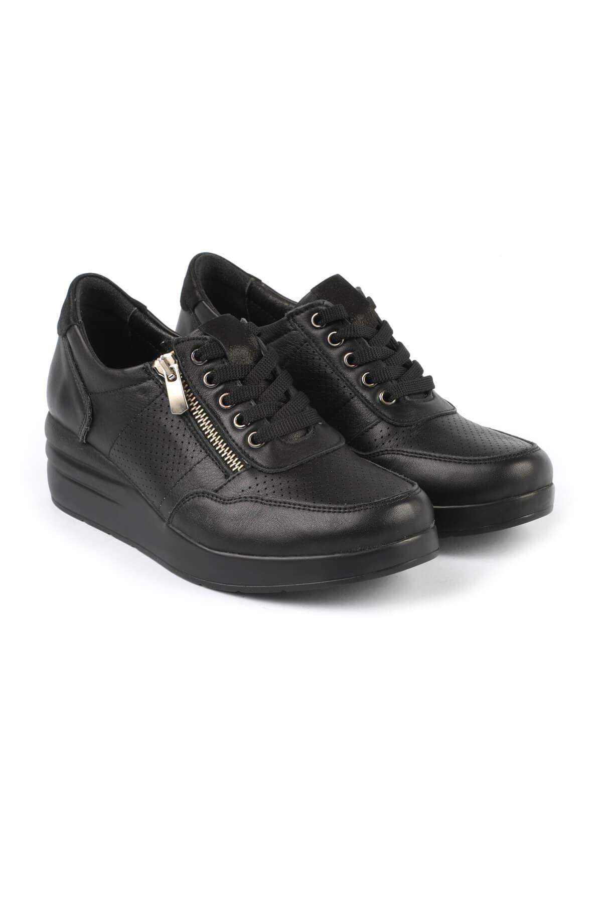Libero FMS218 Black Casual Shoes