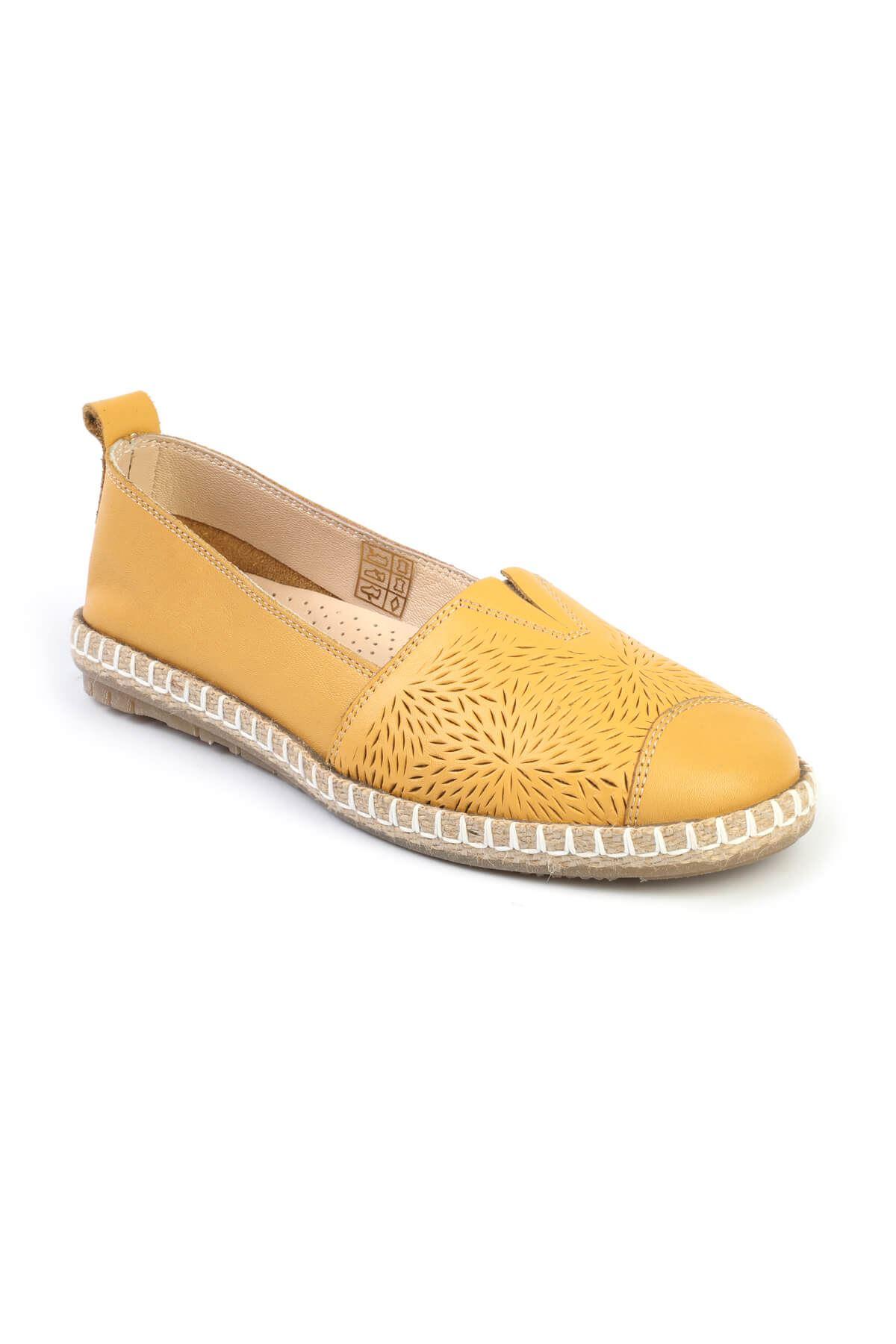 Libero FMS251 Sarı Babet Günlük Ayakkabı