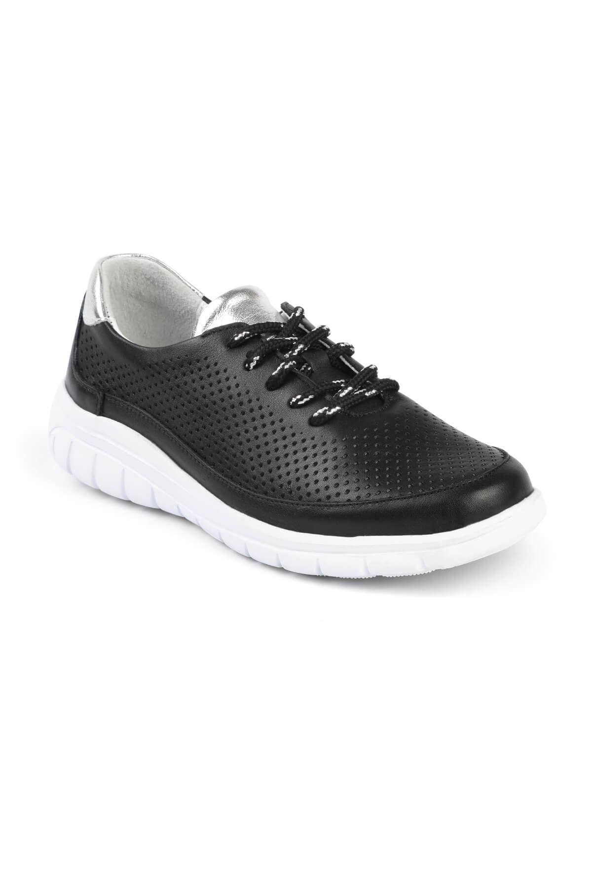 Libero FMS231 Black Sports Shoes
