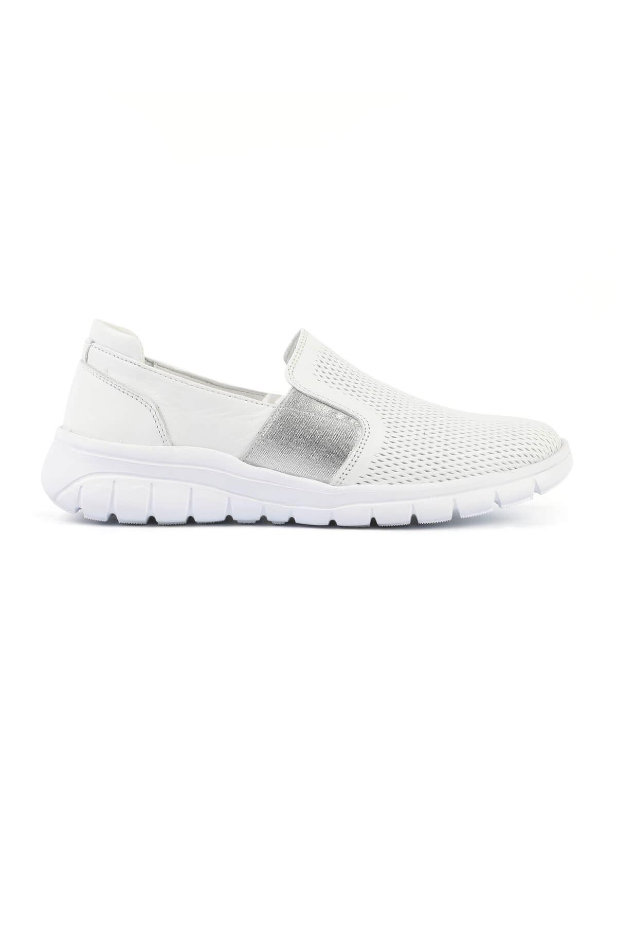 Libero FMS230 Beyaz Spor Ayakkabı