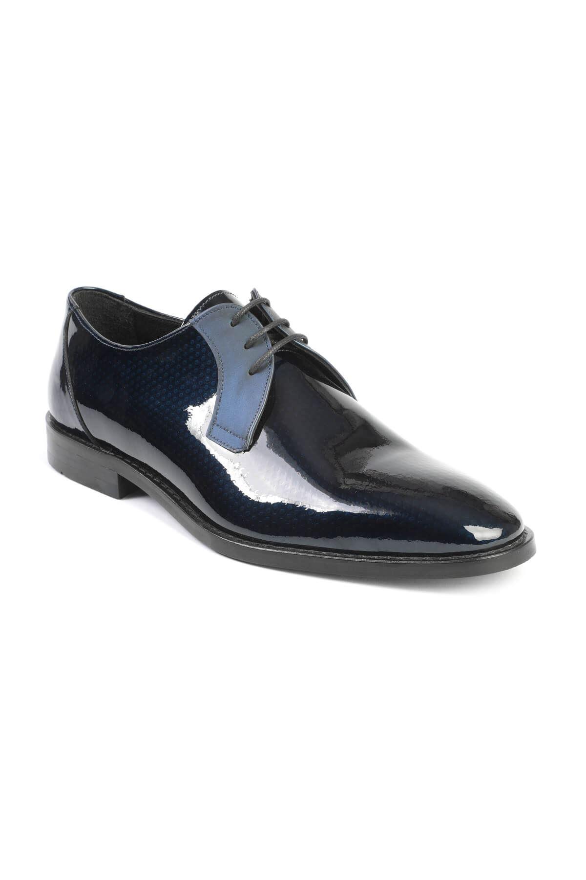 Libero 2724 Navy Blue Classic Shoes