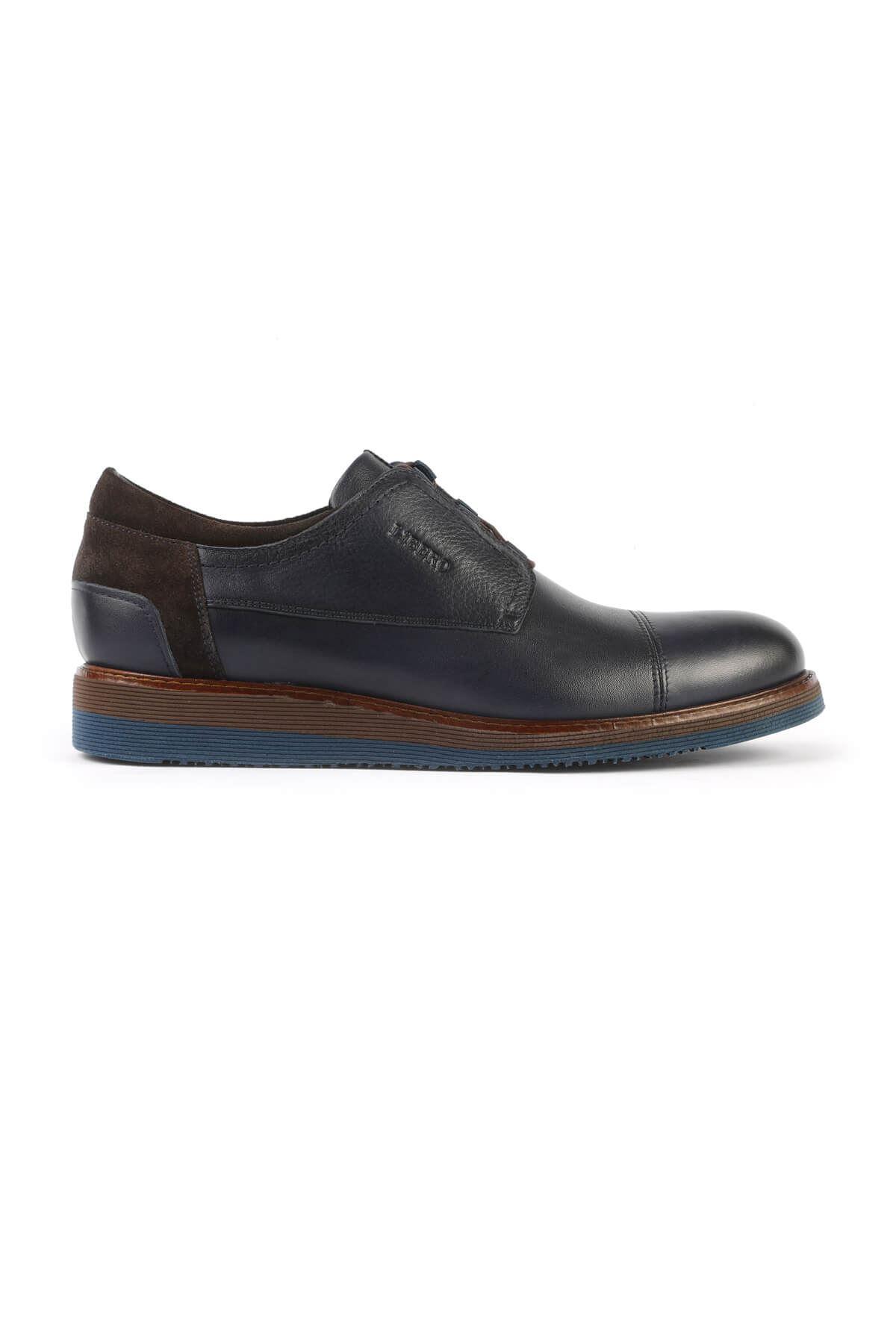 Libero 2646 Lacivert Oxford Ayakkabı