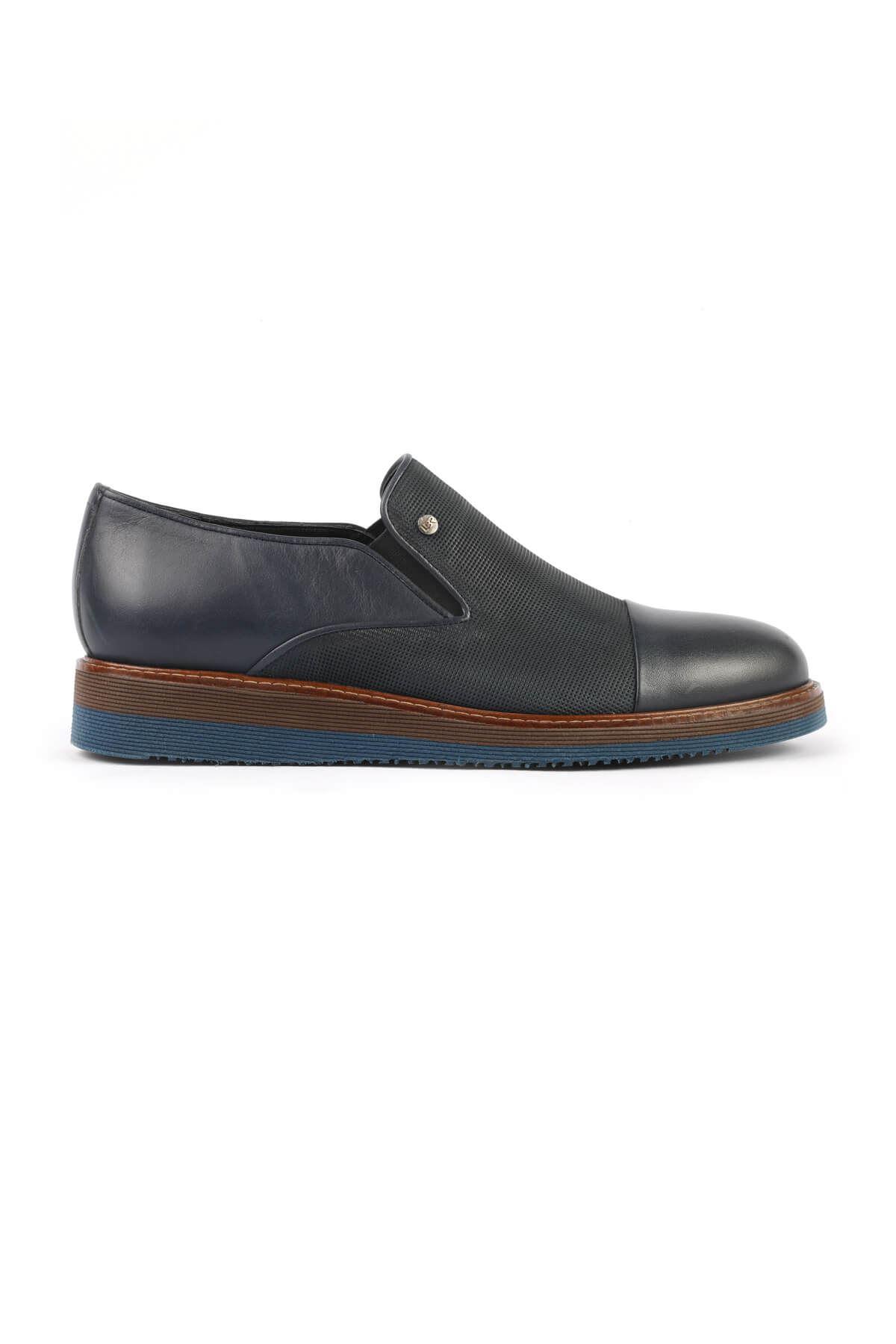 Libero 2653 Lacivert Oxford Ayakkabı