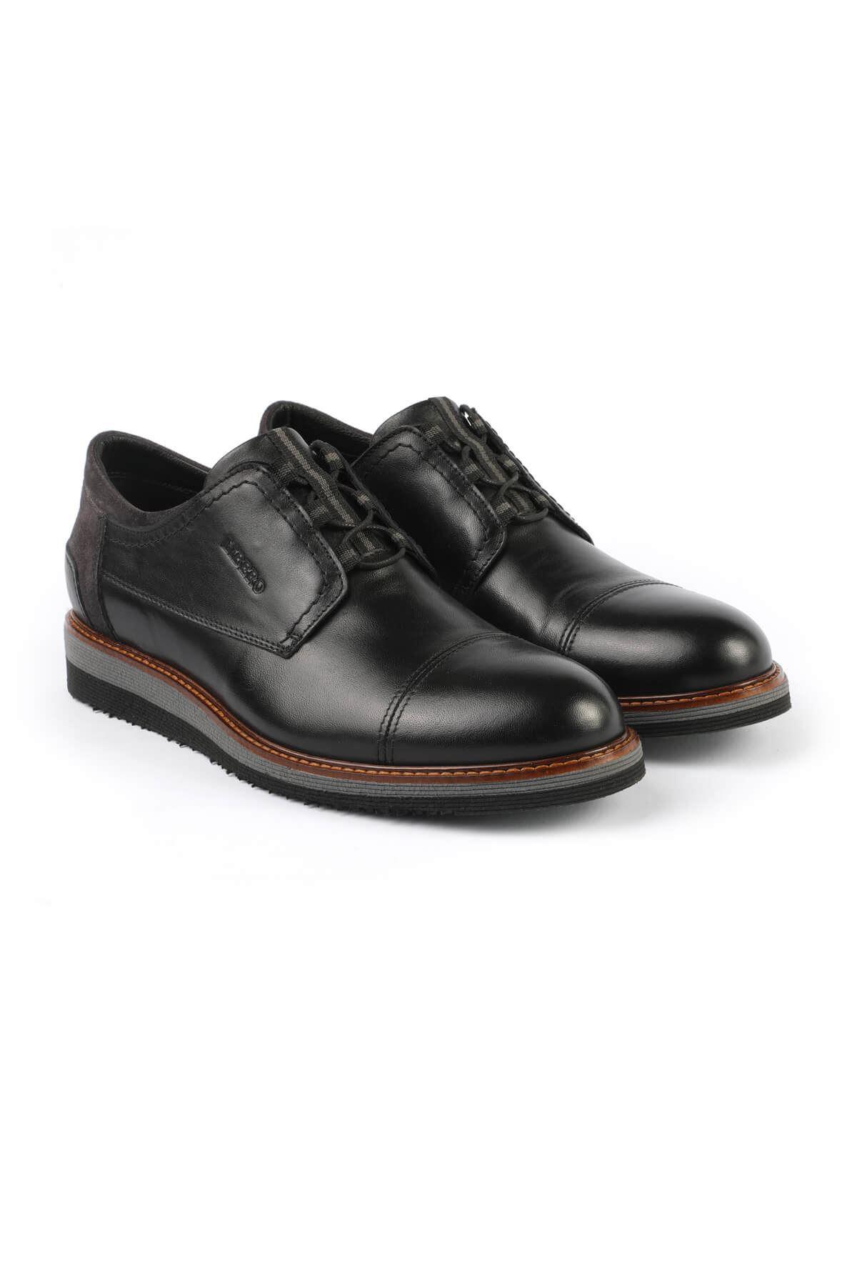 Libero 2646 Siyah Oxford Ayakkabı