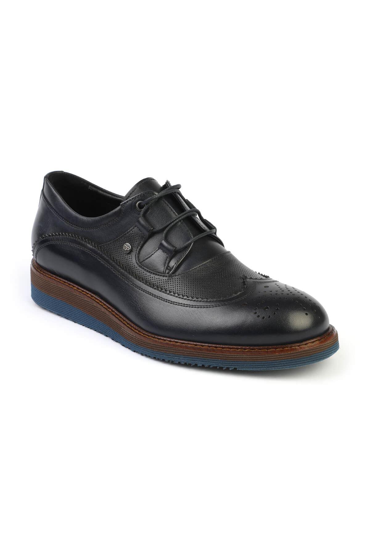 Libero 2902 Lacivert Oxford Ayakkabı