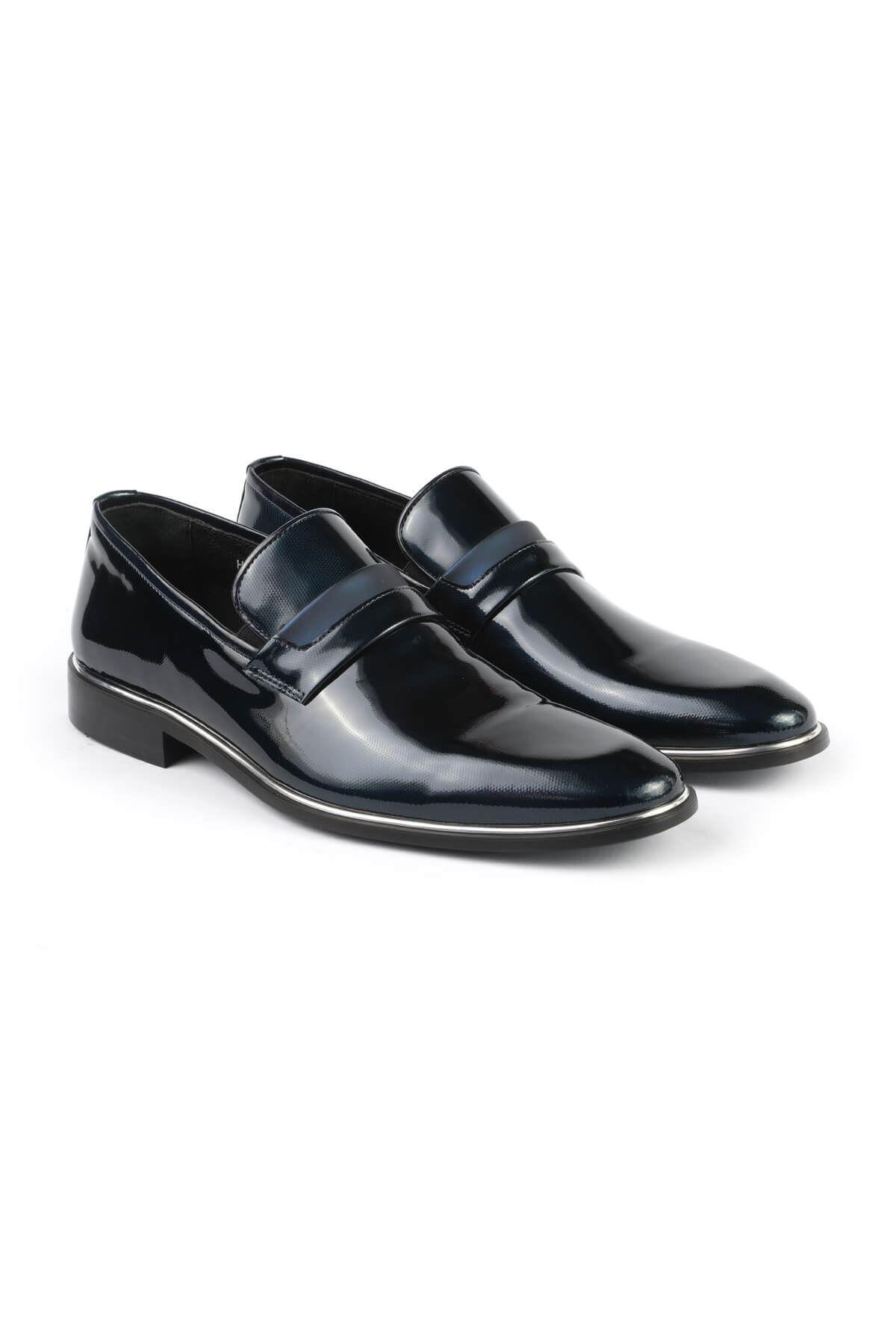 Libero 2602 Lacivert Klasik Ayakkabı