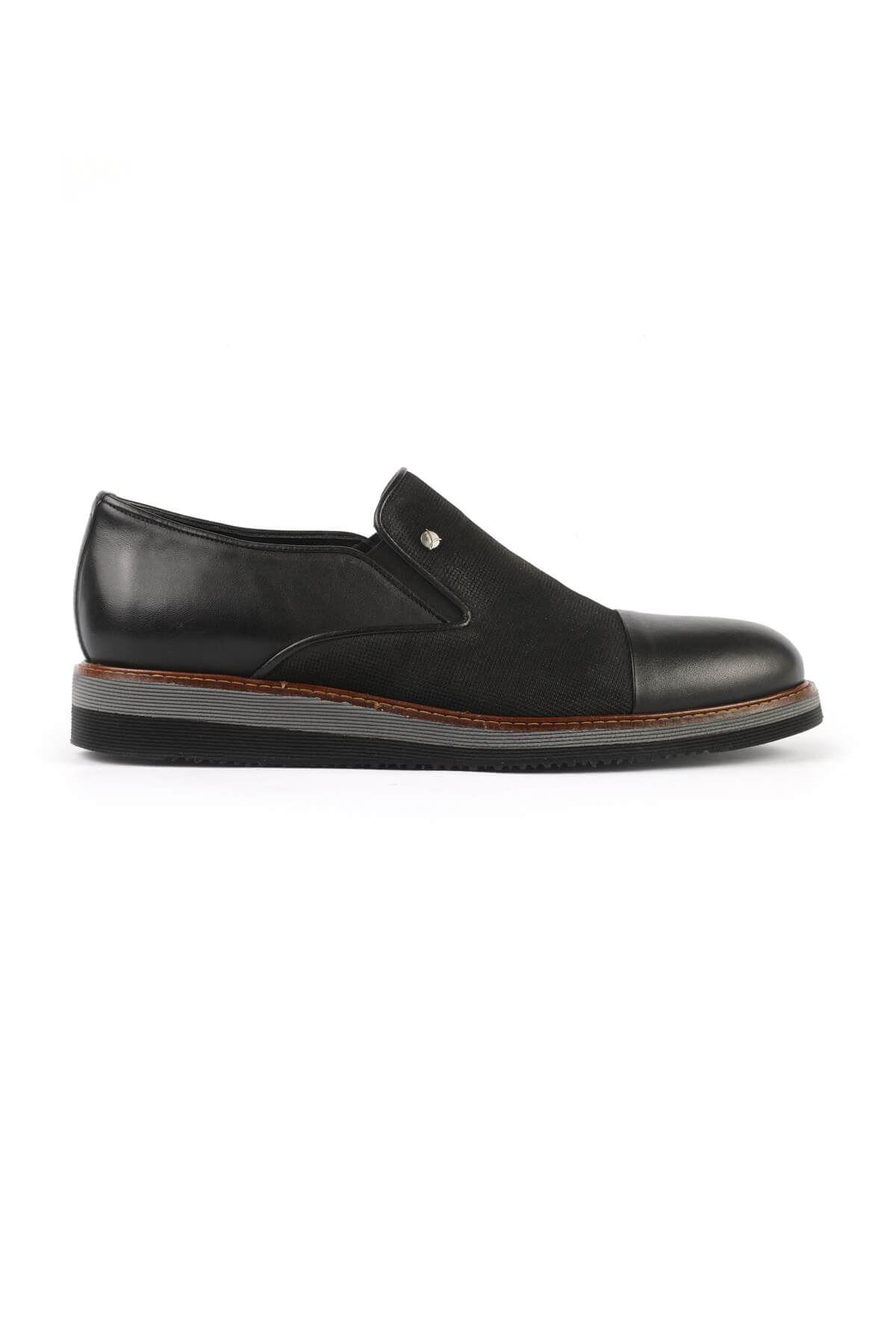 Libero 2653 Siyah Oxford Ayakkabı