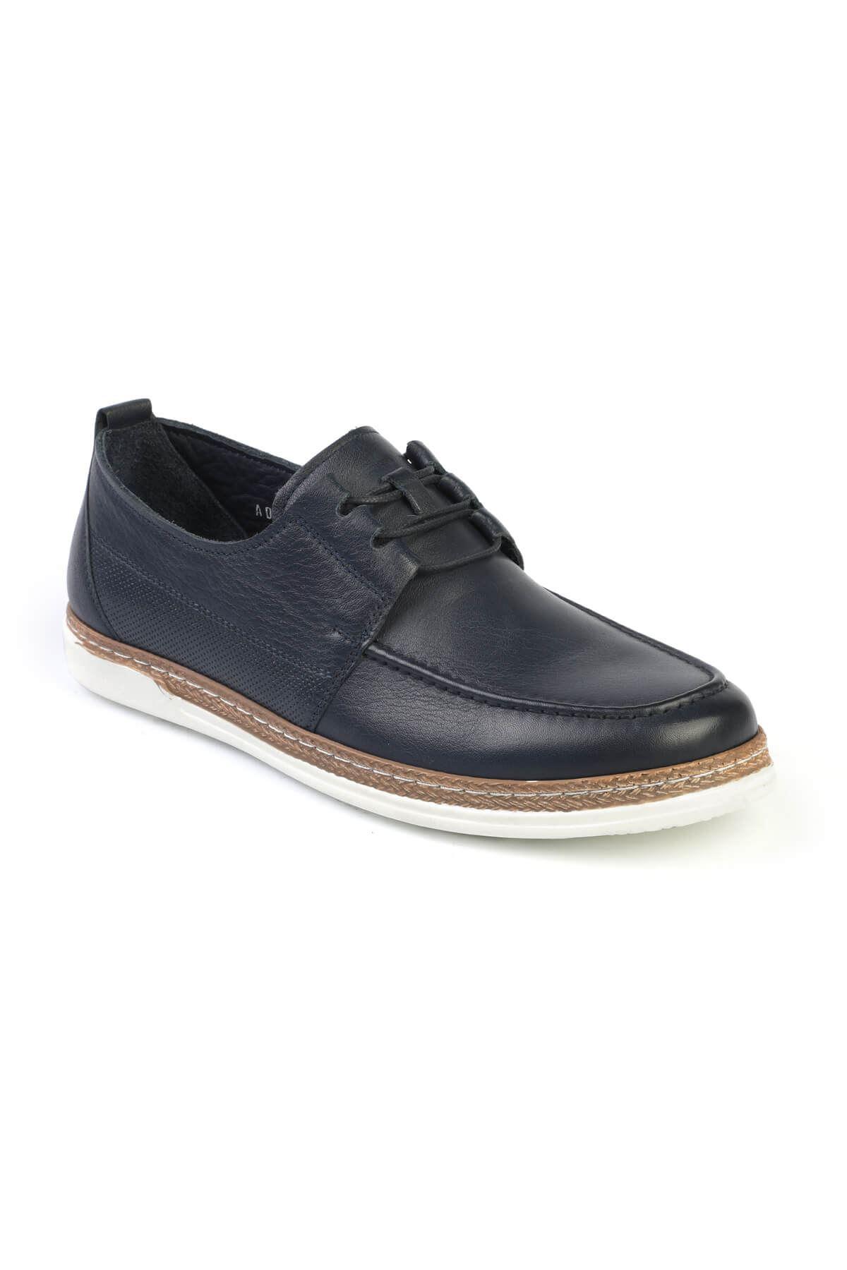 Libero C626 Navy Blue Casual Shoes
