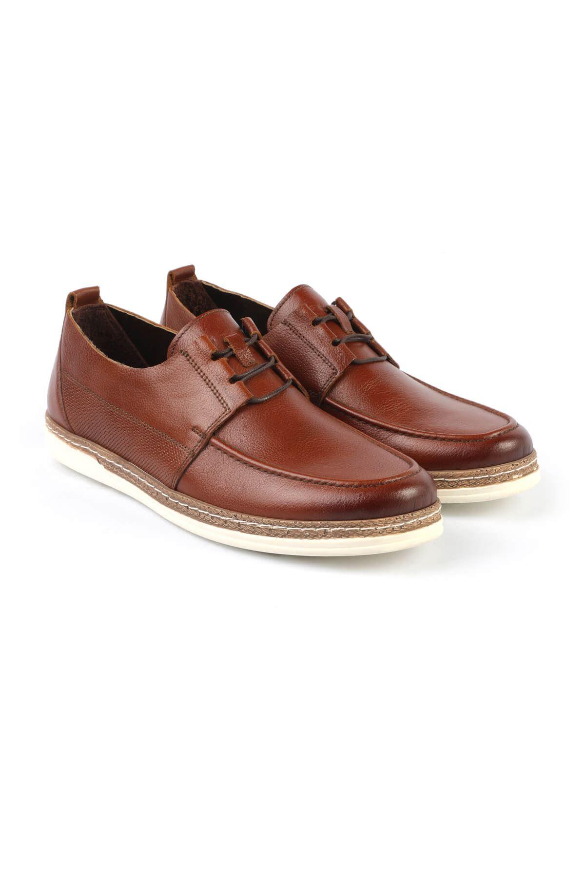 Libero C626 Tan Casual Shoes