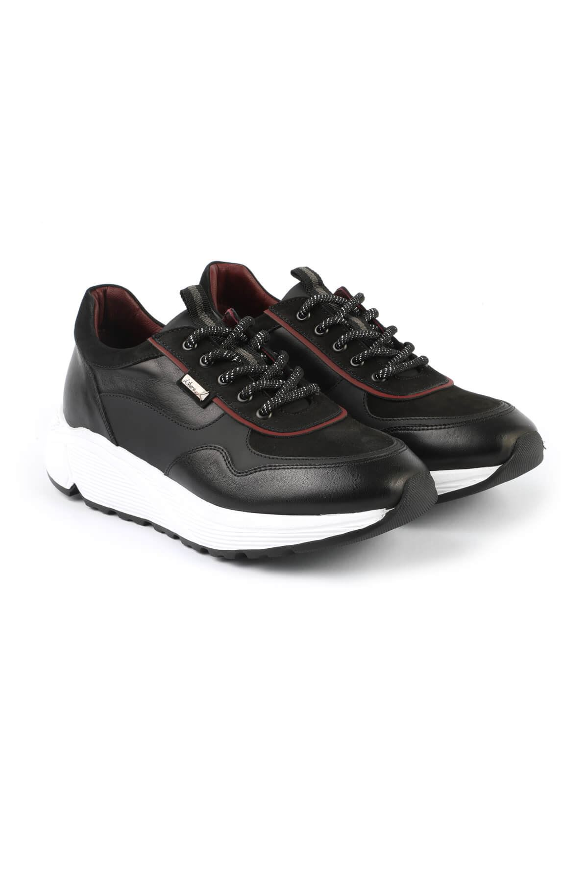 Libero 3158 S.Claret Red Sports Shoes