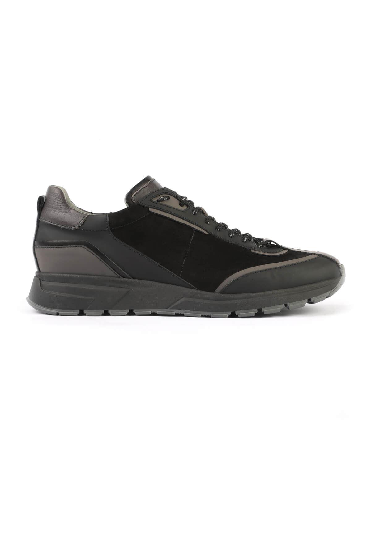 Libero 3147 Black Gray Sport Shoes