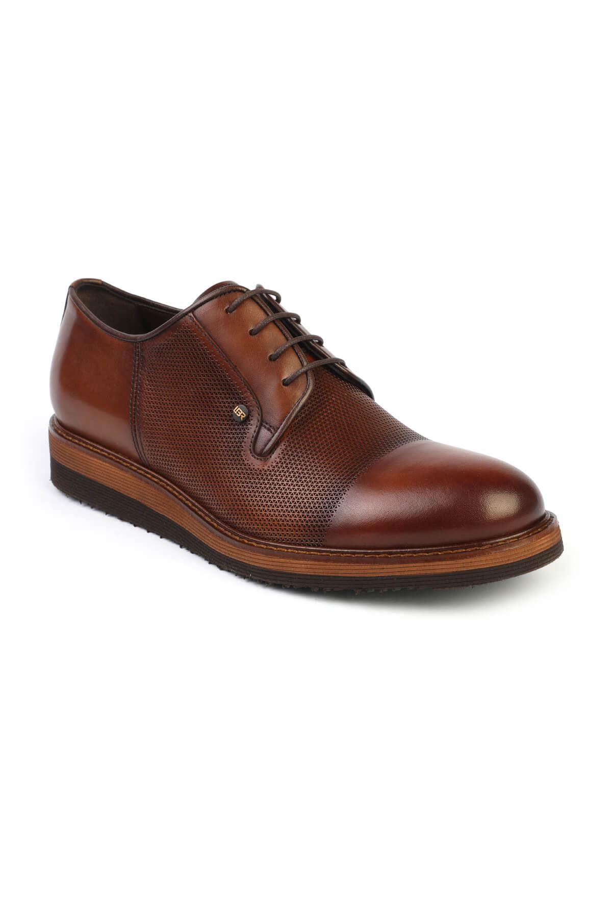 Libero 3052 Kahve Oxford Ayakkabı