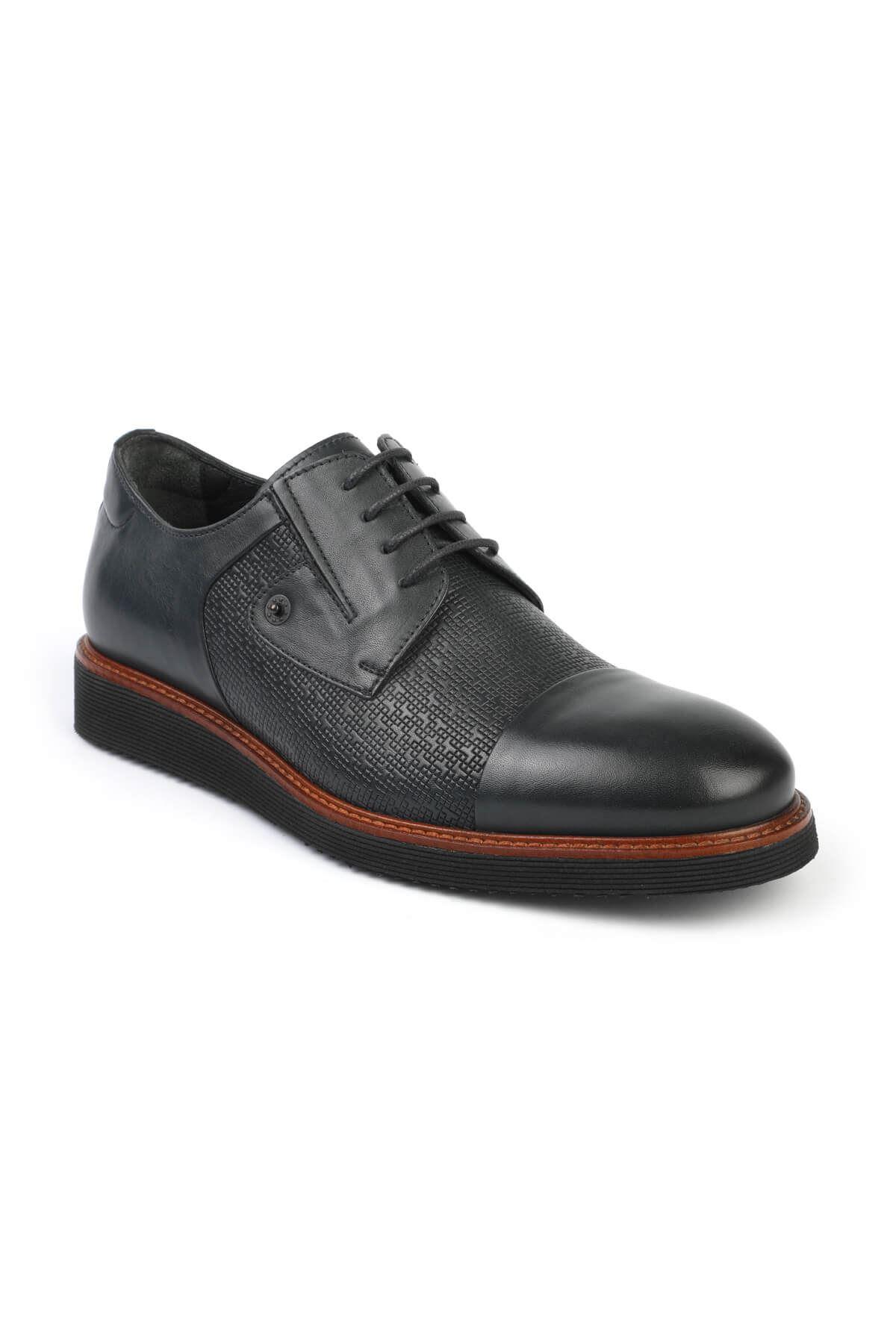Libero C801 Lacivert Oxford Ayakkabı