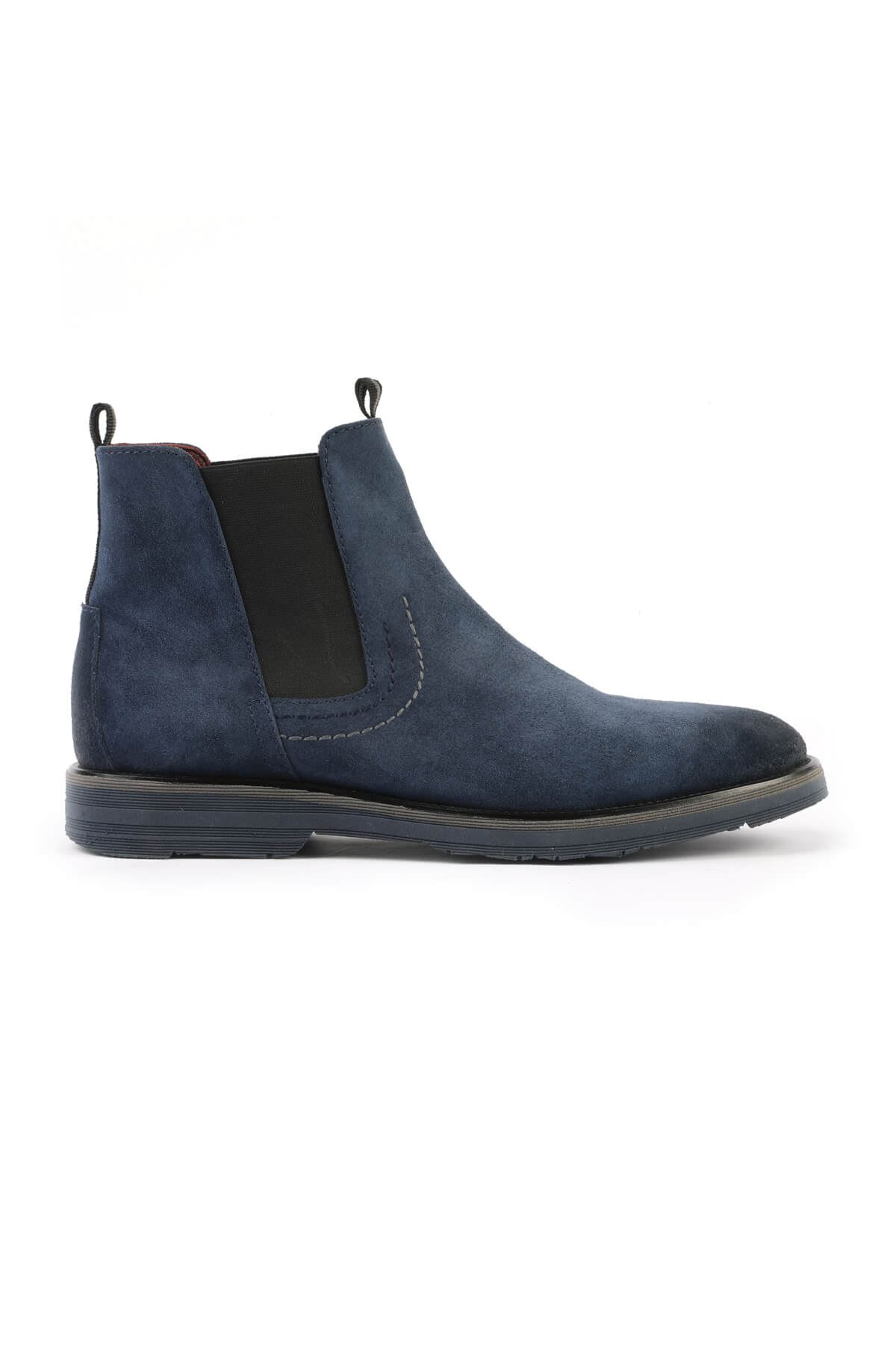 Libero 1319 Navy Blue Men's Boots