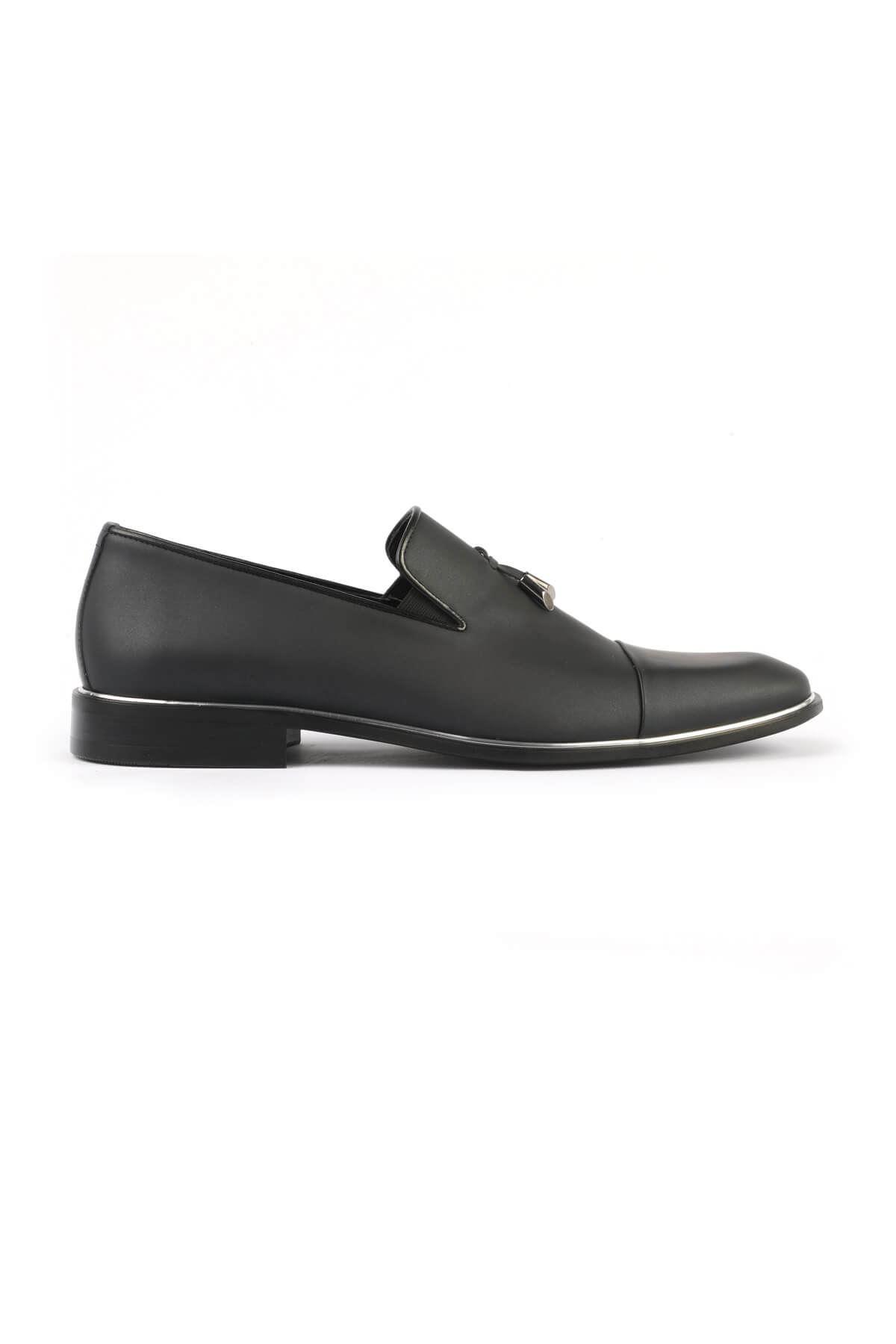 Libero 2385 Siyah Klasik Ayakkabı