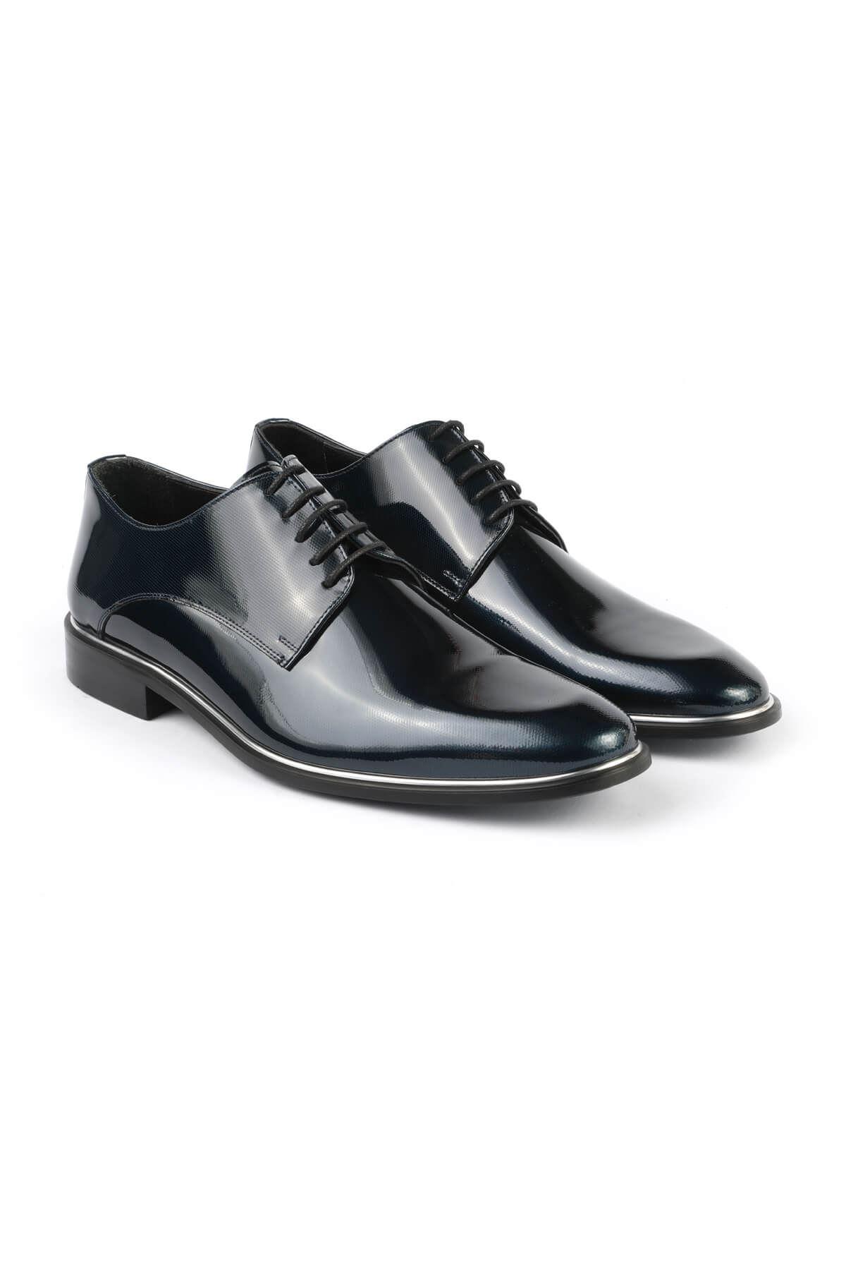 Libero 2140 Lacivert Klasik Ayakkabı
