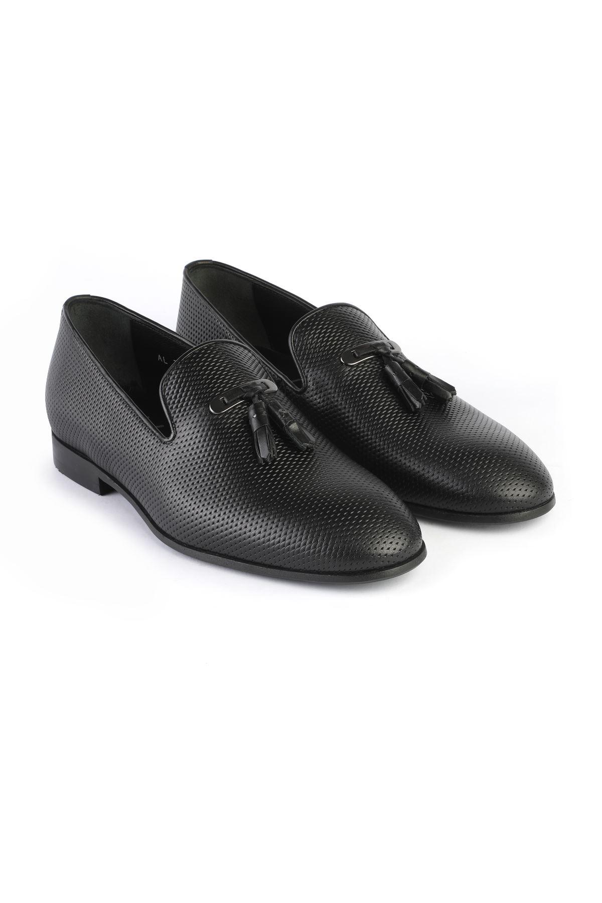 Libero 3324 Siyah Loafer Ayakkabı