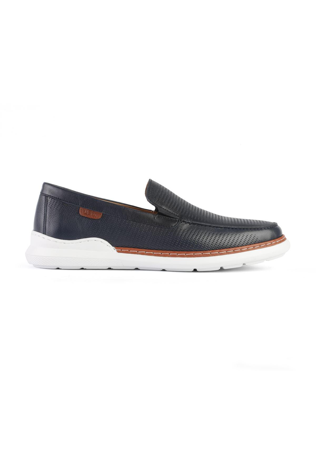 Libero 3332 Lacivert Loafer Ayakkabı