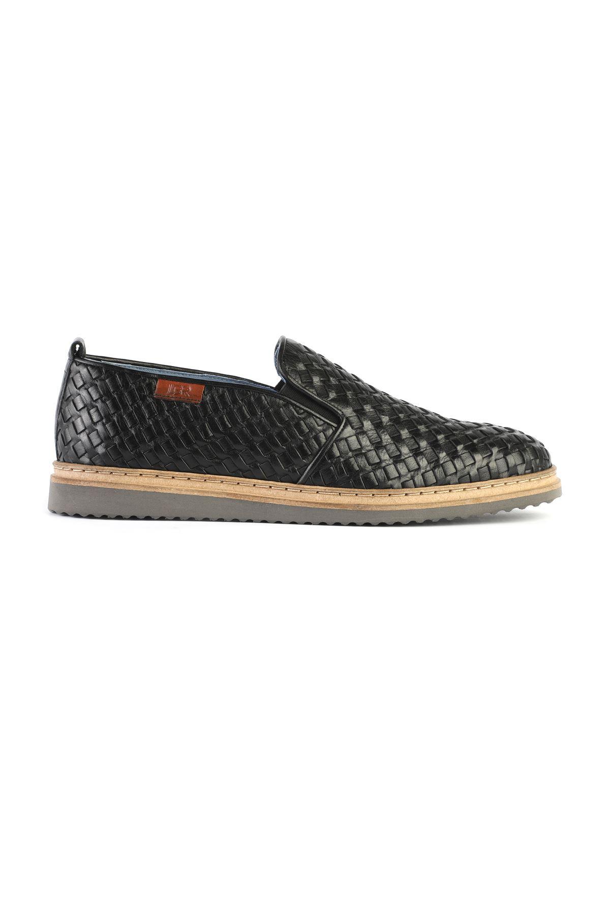 Libero 3295 Siyah Loafer Ayakkabı