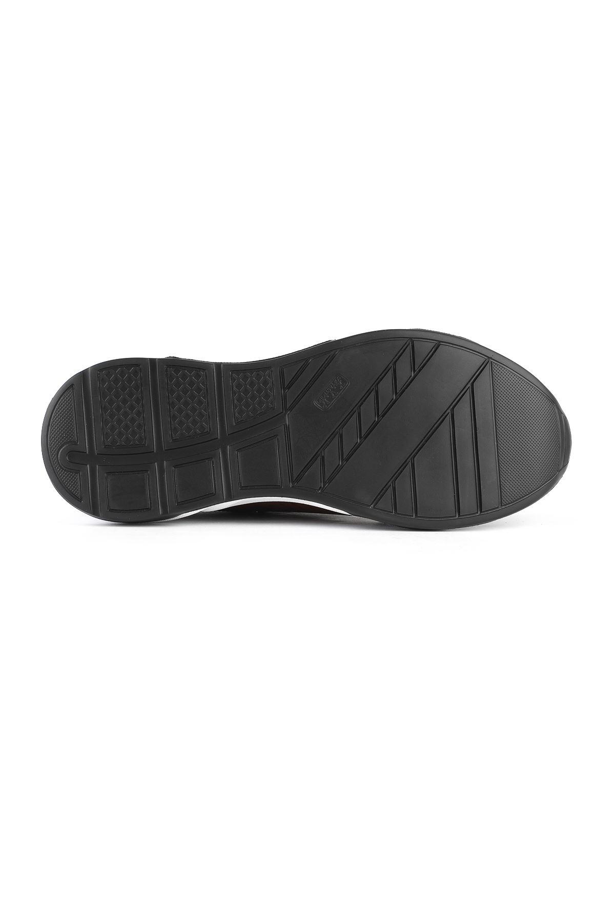 Libero 3313 Brown Sports Shoes