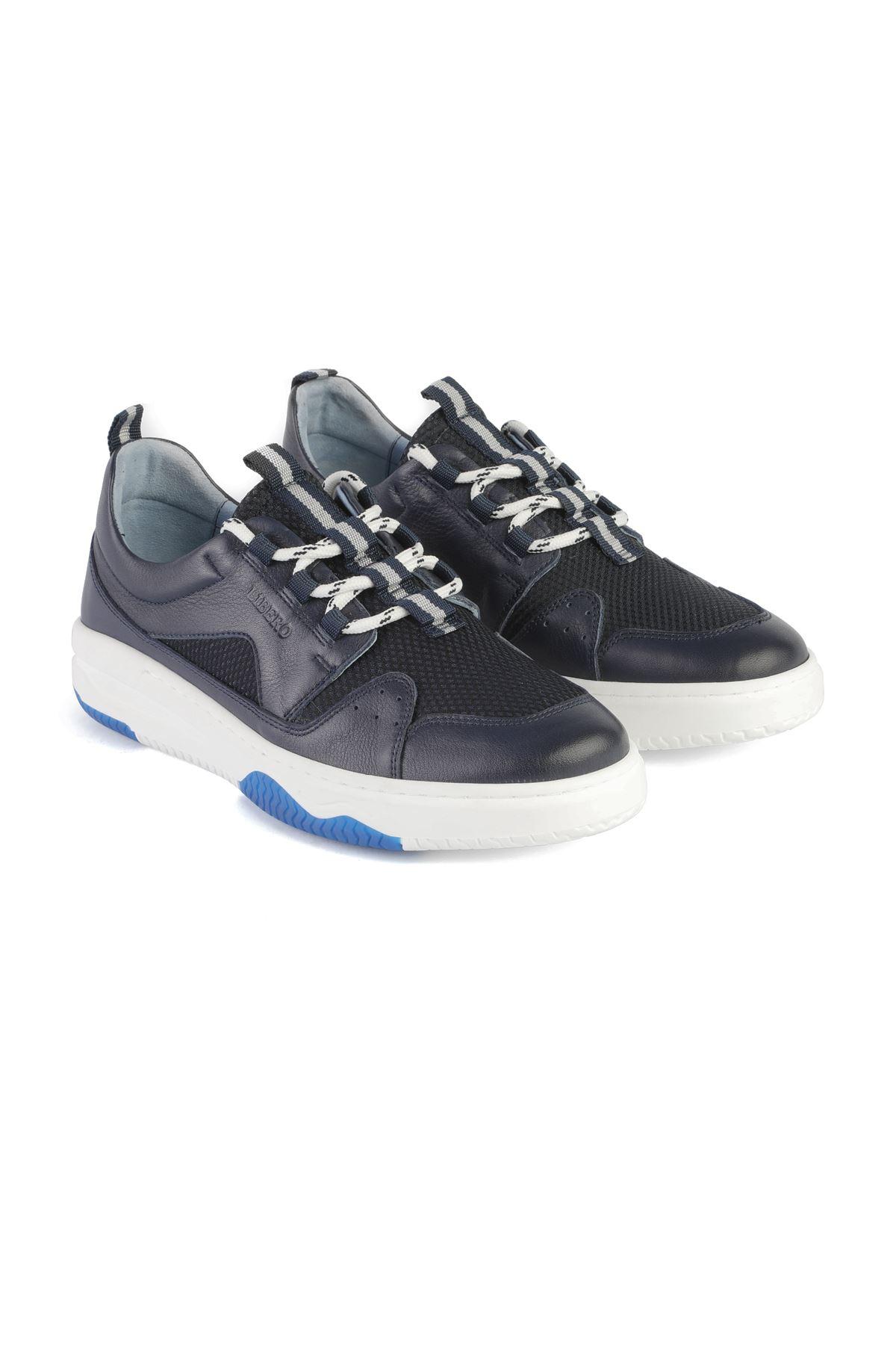 Libero 3341 Navy Blue Sport Shoes