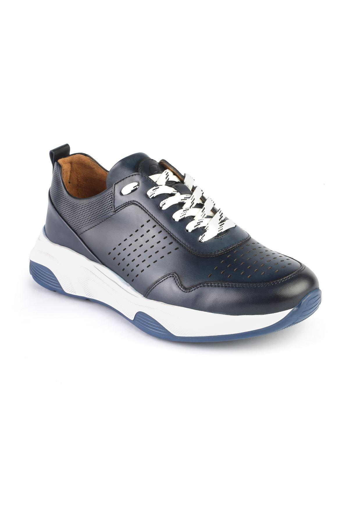 Libero 3313 Navy Blue Sport Shoes