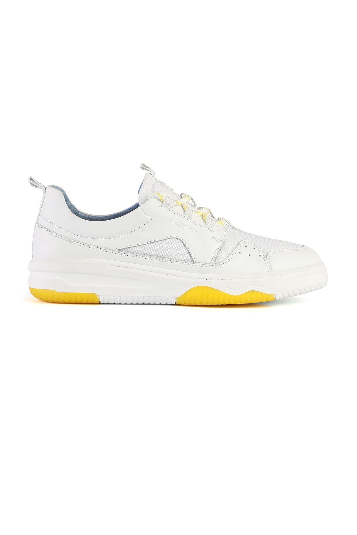 Libero 3341 White Sport Shoes