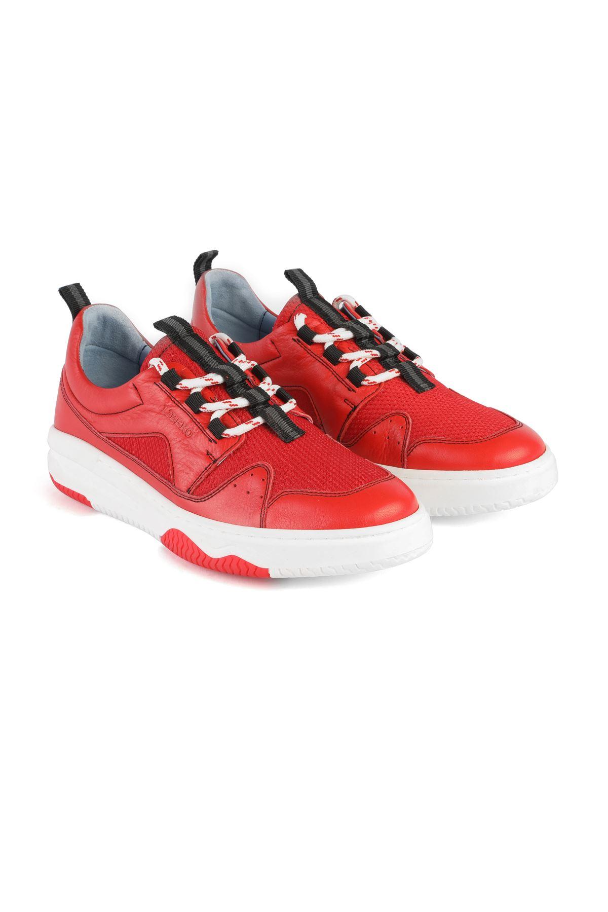 Libero 3341 Kırmızı Spor Ayakkabı