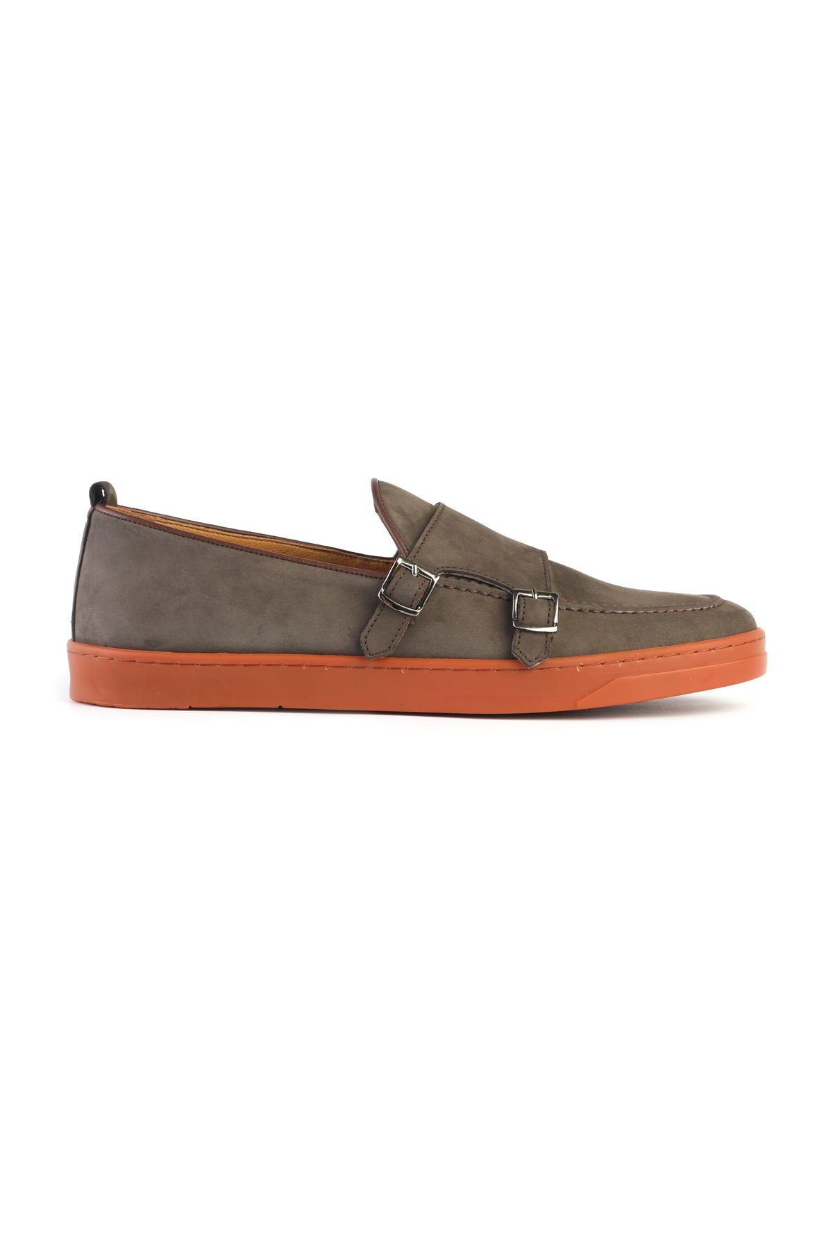 Libero 3357 Brown Loafer Shoes