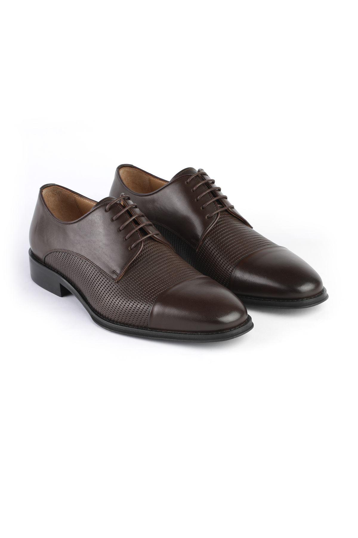 Libero 3271 Kahve Klasik Ayakkabı