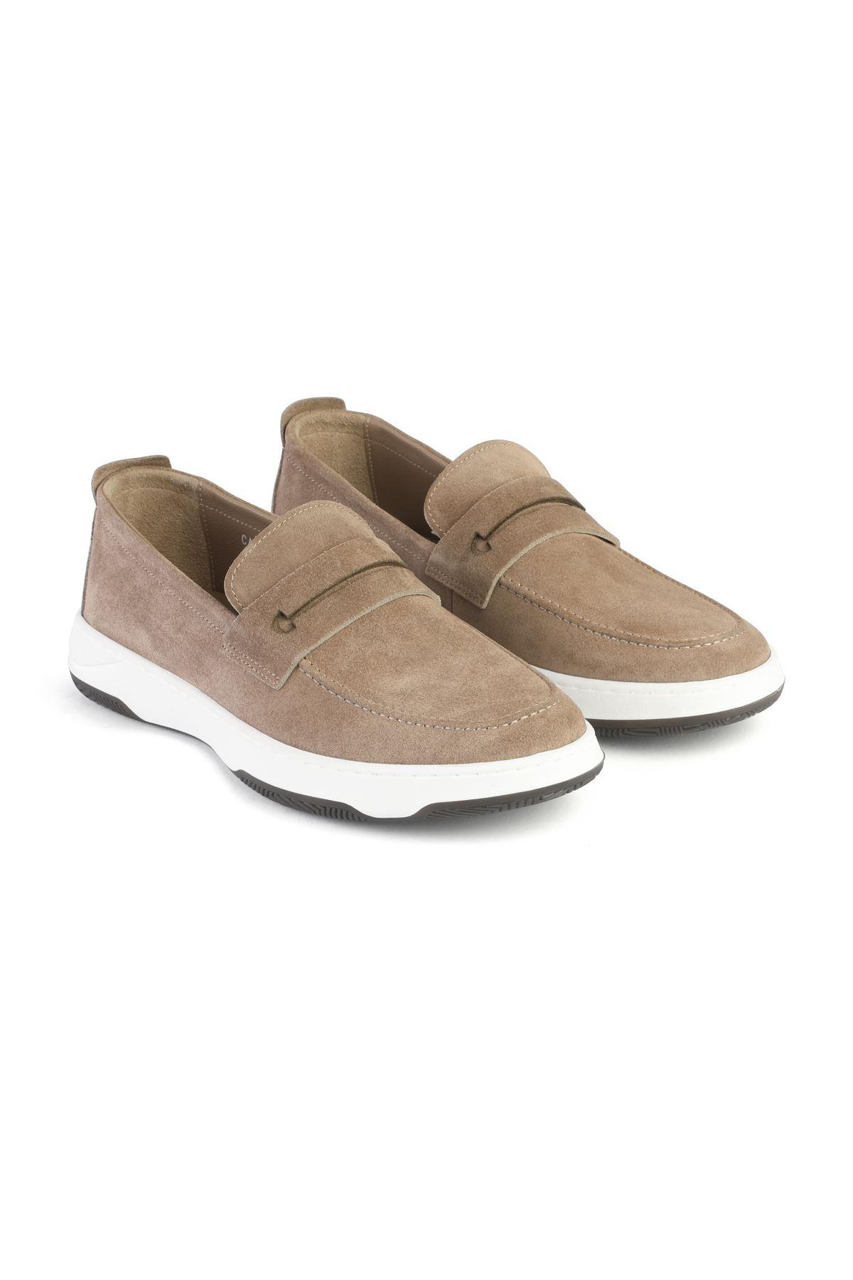 Libero 3229 Mink Loafer Shoes