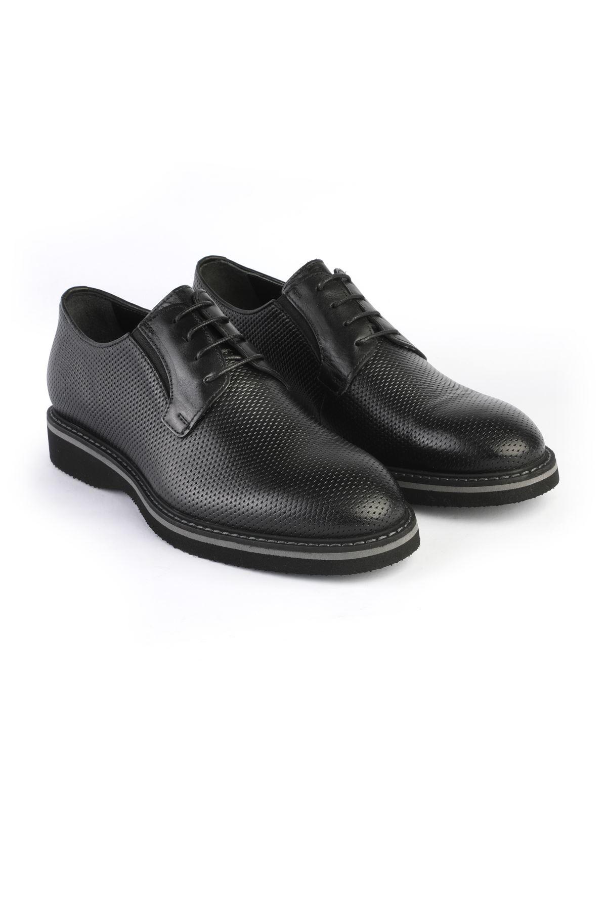 Libero 3261 Siyah Oxford Ayakkabı