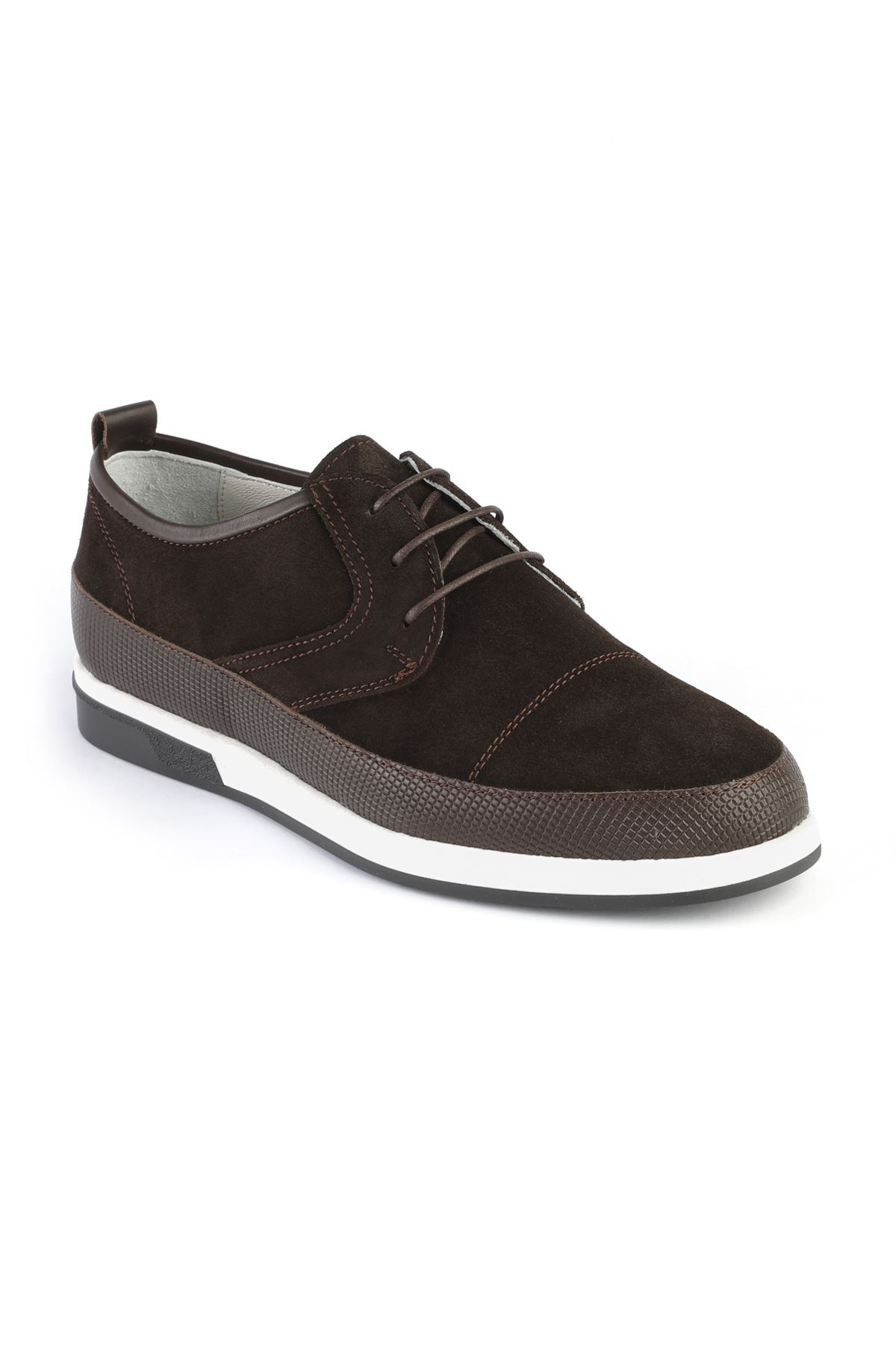 Libero 3367 Brown Loafer Shoes