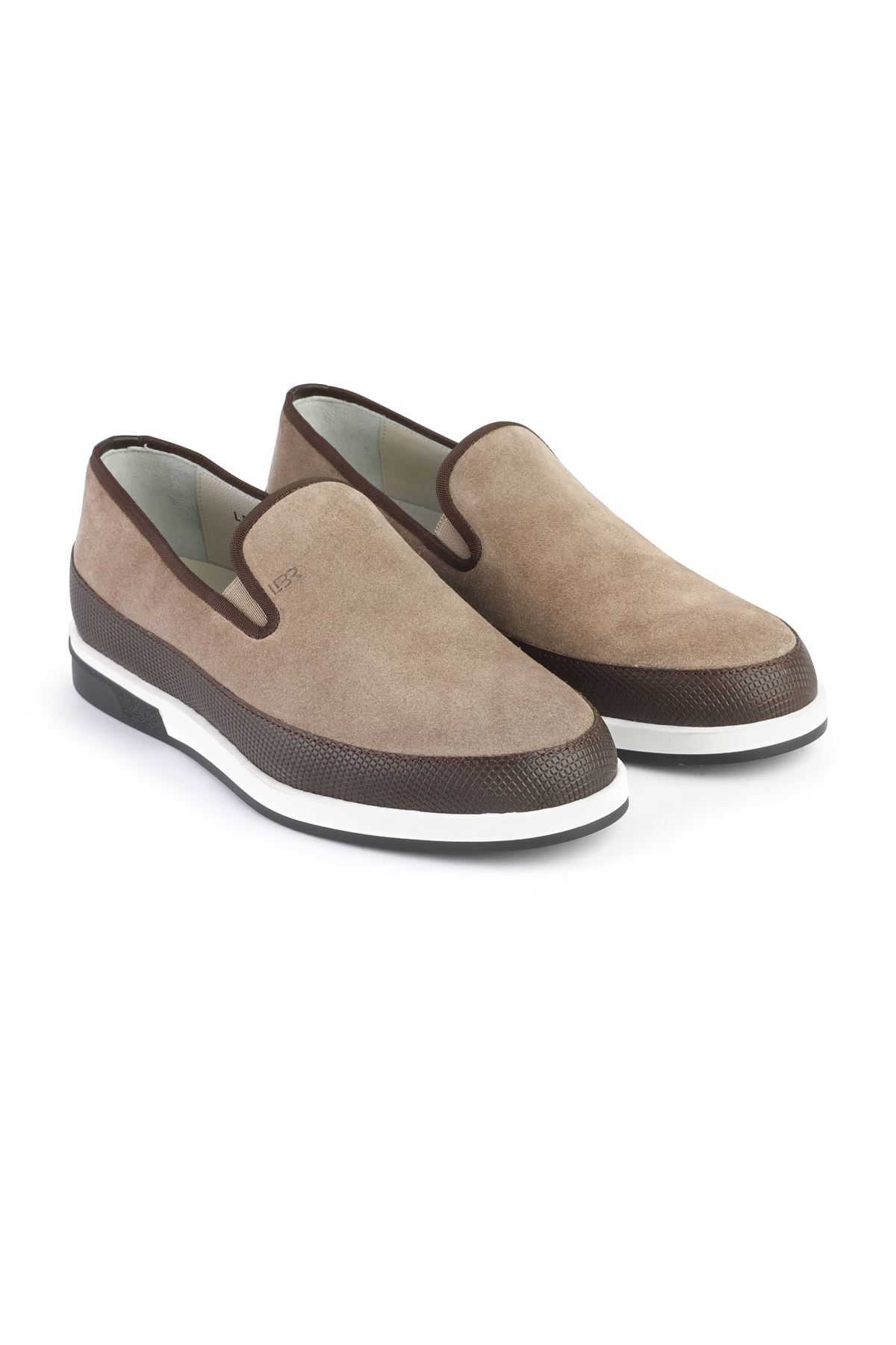 Libero 3368 Mink Loafer Shoes