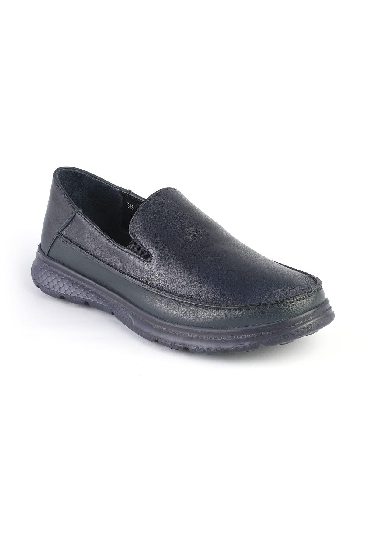 Libero 3223 Lacivert Loafer Ayakkabı