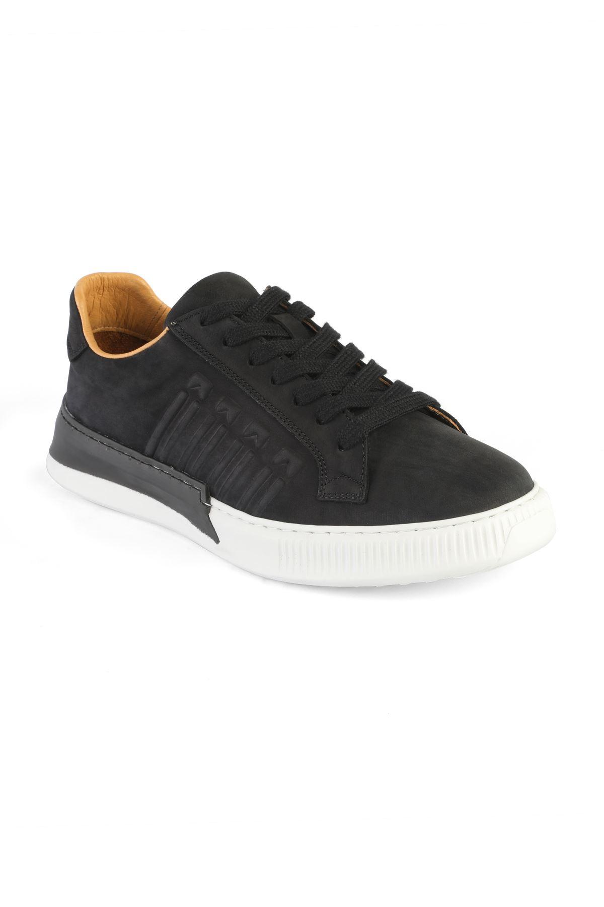 Libero 3438 Black Casual Shoes